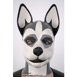 Latex Mask Husky