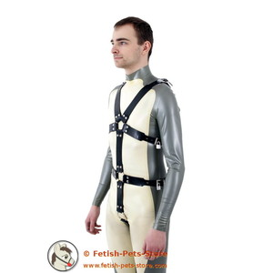 Bodyharness for men