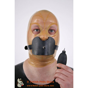 Butterfly Gag Harness