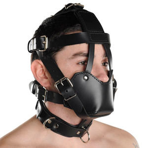Leather Padded Muzzle
