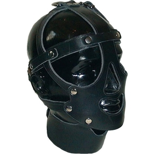 Leather Head Harness