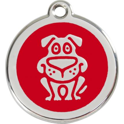 Hundemarke Bulldogge