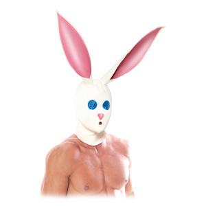 Latex Bunny Hood