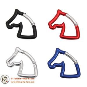 Horse Head Carabiner