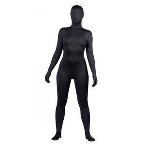 Zentai Body Black
