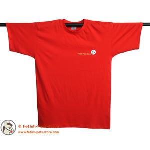 T-Shirt Petty Fetish-Pets-Store 2014 rot