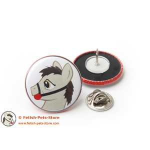 Petty, Tie-Tack Button