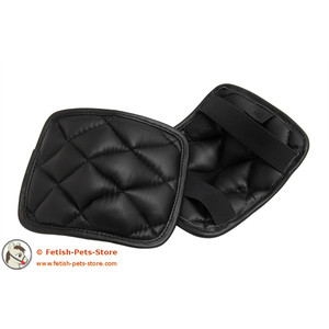 Leather Padded Knee Pads