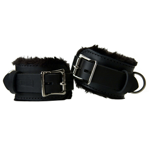 Premium Fur Lined Ankle Cuffs