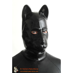 Latex Mask Puppy