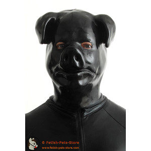 Pig Mask Latex