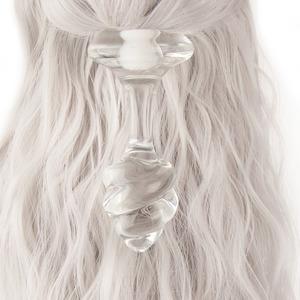Unicorn Plug Silver