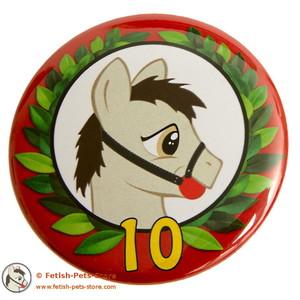 10 Years Anniversary Petty Button big