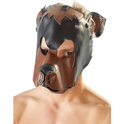 Dog Head Mask