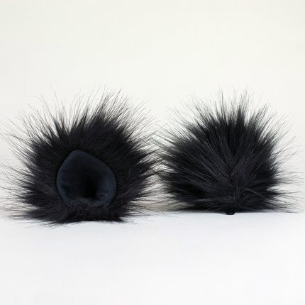 Ears Pure Black