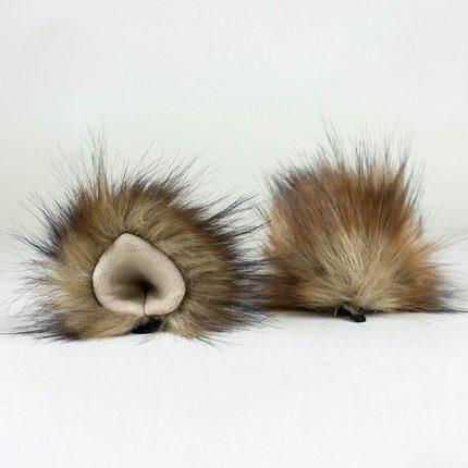 Ohren brauner Fuchs