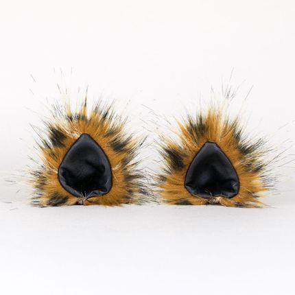 Ohren roter Gepard