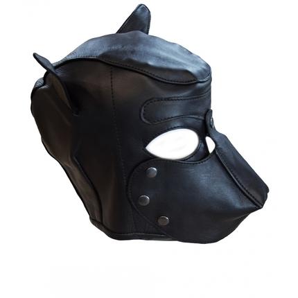 Dogmask Leather Mask DOG