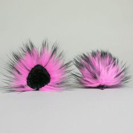 Ohren Pink Punk