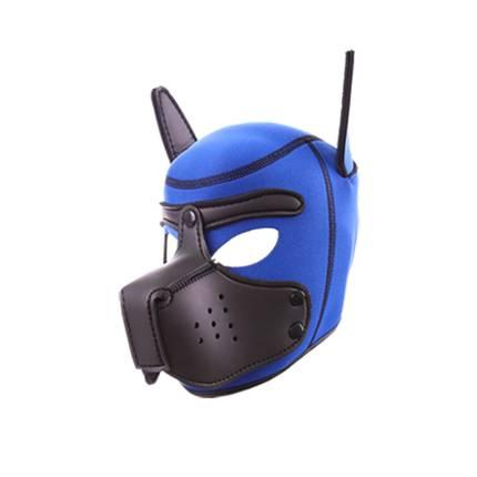 Vollfarbige Puppy Neopren Maske diverse Farben