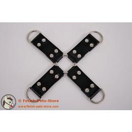 Hog Tie Cross