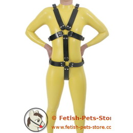 Bodyharness for women