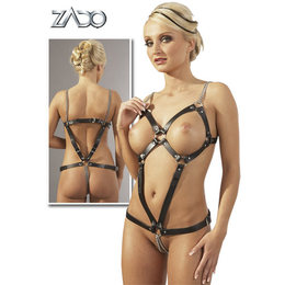 Harness with Chains