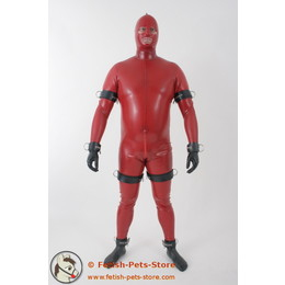 Rubber Cuffs Set