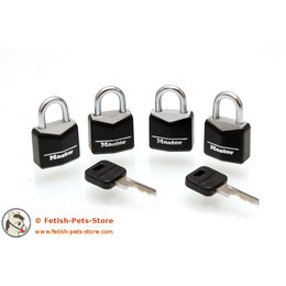 Master Steellocks, 4 Pack