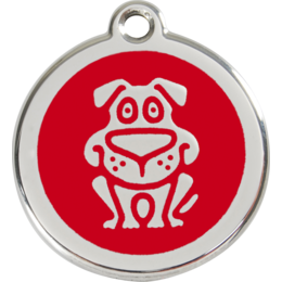 Dog Tag Bulldog