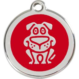 Dog Tag Bulldog