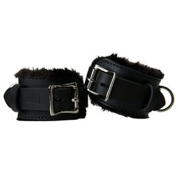 Premium Fur Lined Wrist Cuffs