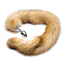 Fur Tail Extra Long