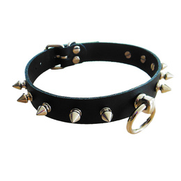Stud Collar with Ring of O