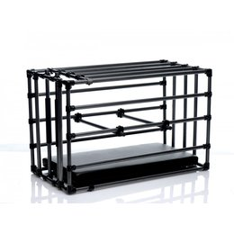 Adjustable Puppy Cage
