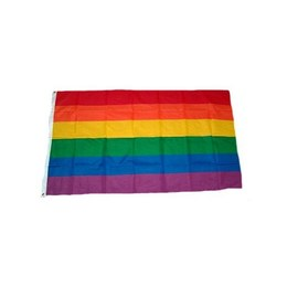Gay Pride Rainbow Flagge