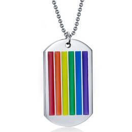 Halskette Regenbogen
