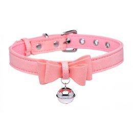 Sugar Kitty Collar Pink