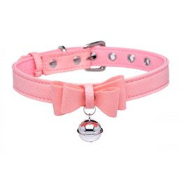 Sugar Kitty Halsband pink